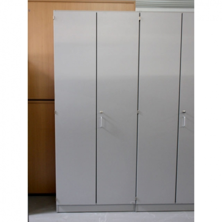 vs gebrauchte b rom bel aktenschrank silber 80 cm bei. Black Bedroom Furniture Sets. Home Design Ideas